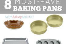 Baking Experiments