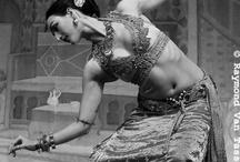 Artful dancer..