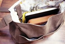 Messenger bag tutorials / Free sewing projects for making messenger bags / by Sewing Directory