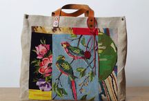 Bags cross stitch