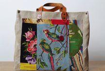 Bags cross stitch