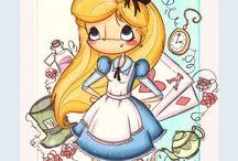 cute tekening