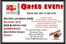 4WD MIdlands Club - Gates event