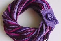 pletené a háčkované