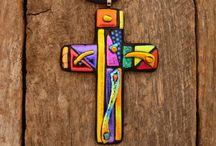 dichroic cross