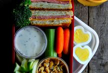 Eat your lunch! / School lunch ideas  / by Allison Robinson