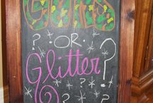 Guns or Glitter  / by Amanda Leigh