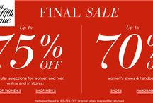 Saks Fifth Avenue Coupon Codes & Promo Codes