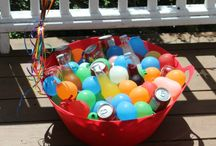 Beverage Station / Beverage station ideas for parties and catered events