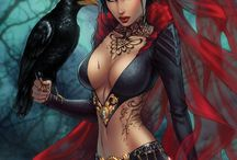 Grimm Fairy Tales / Illustration & Comic