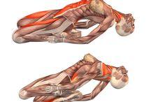 yoga brzuch