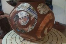 Pottery - Decorating - Resists / by Eileen Conner