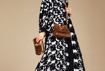 Dolce & Gabanna - SS16 Hijab and Abaya Collection