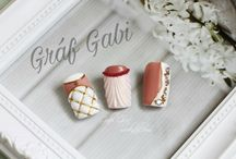 My best nails / Do you hunt elegant and unique nails? You can find here the newest nail designs for 2018.  Like a guest you deserve the best nails, and like a manicurist you deserve recognition and honour of your guests.