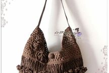 Crocheted bags / by Bella Shereef