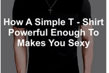 Simple Sexy T-shirts
