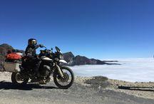 Triumph explorer xc # sela pass # arunachal pradesh# India