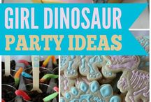 Madisyn's Dino Birthday Party