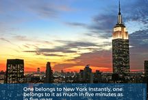Quotes / Quotes about New York City
