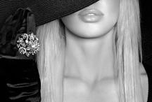 Black & White....