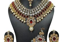 Attractive Kundan Polki Bollywood Kundan Women Bridal Necklace