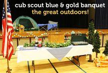 Boy Scouts Blue & Gold Banquet