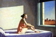 Edward Hopper / Yalnızlığı