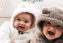 copii drăgălași