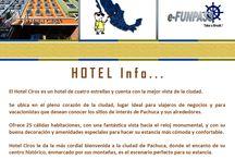 HOTEL Info / Descripción de la Propiedad