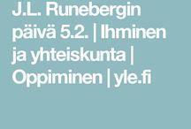 Runebergin päivä 5.2.