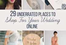 Unexpected Places To Shop For Your Wedding / Are you looking for new or unexpected places to shop for your wedding? Check out BuzzFeed's ideas for wedding shopping that you might not have thought about!