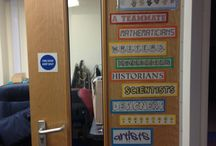 Teach - classroom displays