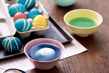 Easter Egg Decorating Ideas / by Megan