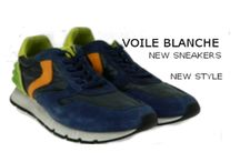 VOILE BLANCHE / NEW SNEAKERS NEW STYLE NEW COLOURS.