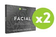 prodotti it works / prodotti per il viso e il corpo..