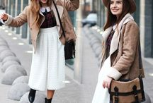 Cool outfits :)