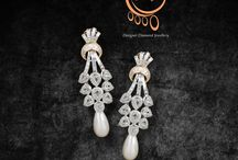 Dazzling Earrings! / Sport these earrings only from Shailjas that will keep you remembered!