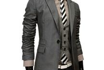 Sharp Dressed Man / by Sasha Ryan