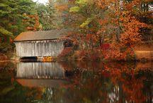Covered Bridges / by Janet Ellis