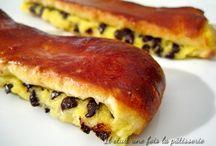 Desserts boulangers