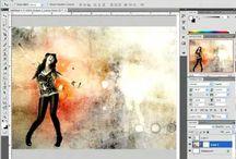PHOTOSHOP / Photoshop hints, tricks, tutorials, links etc, that I've found very useful