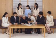 Famille royale du Japon / by Big Bisous