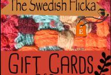 The Swedish Flicka / Gift Card