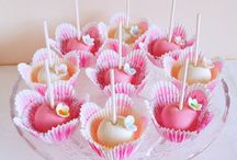 Cakepops comunión