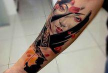 japanese tattoo style