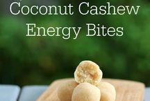 Healthy Energy Bites