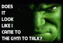 Workout / Gym crap