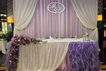 My wedding decor / I love my work