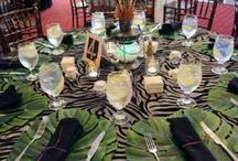 A+ tablescapes / by Candy Stefan