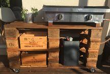 aménagement barbecue